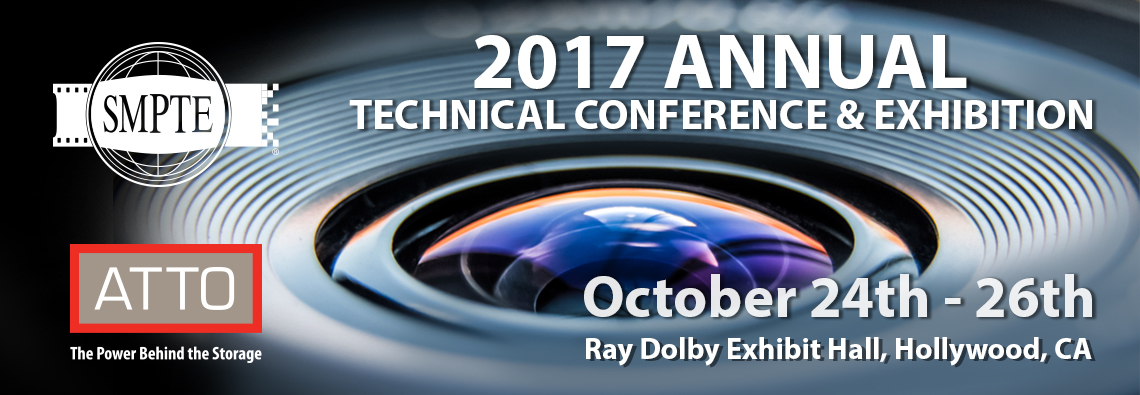 SMPTE Annual Technical Conference & Exhibition 2017