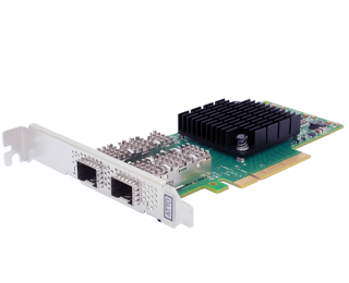 FastFrame™ N322 Integrated SFP28 Optical Interface