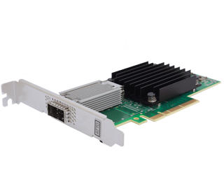 FastFrame™ N351 Integrated QSFP28 Optical Interface