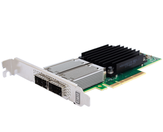 FastFrame™ N352 QSFP28 Optical Interface