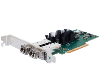 FastFrame™ NS12 LC SFP+ SR Optical Interface
