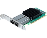 FastFrame™ N312 QSFP28 Optical Interface