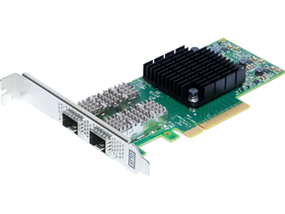 FastFrame™ N322 SFP28 Optical Interface